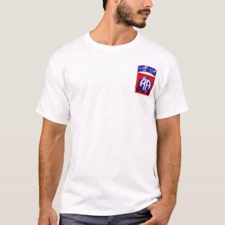 Camiseta 82.o División aerotransportada hasta el final