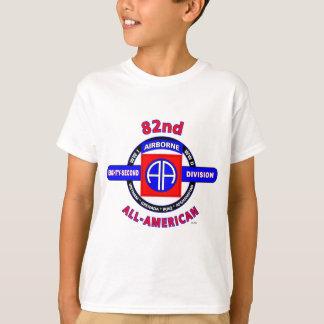 """Camiseta 82.o DIVISIÓN AEROTRANSPORTADA """"TODA LA"""" DIVISIÓN"""