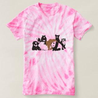 Camiseta 8 osos para siempre
