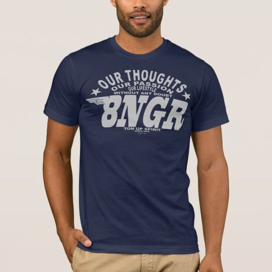 Camiseta 8NGRgrey