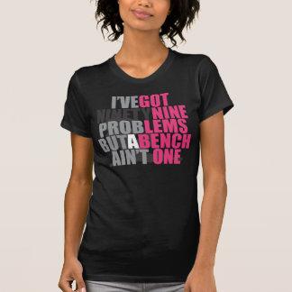 Camiseta 99 problemas