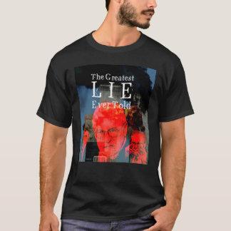 Camiseta 9/11: La mentira más grande dijo nunca