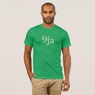 camiseta 9ja