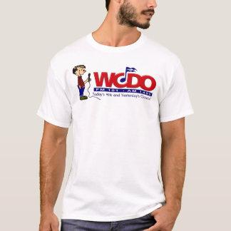 Camiseta A14 - Logotipo grande T del anunciador de CDO