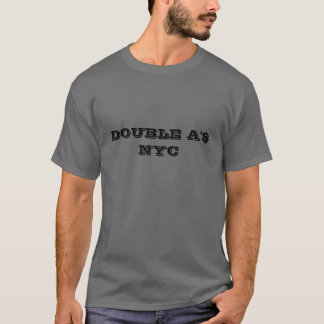 CAMISETA A'$ DOBLE NYC