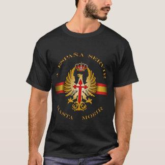 Camiseta A españa servir hasta morir