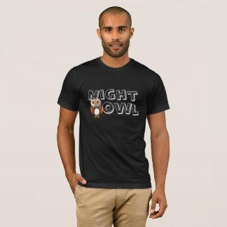 Camiseta a juego del papá del noctámbulo