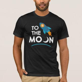 Camiseta A la luna Cryptocurrency