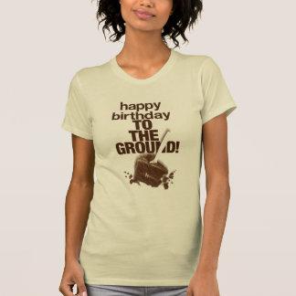 Camiseta A la tierra