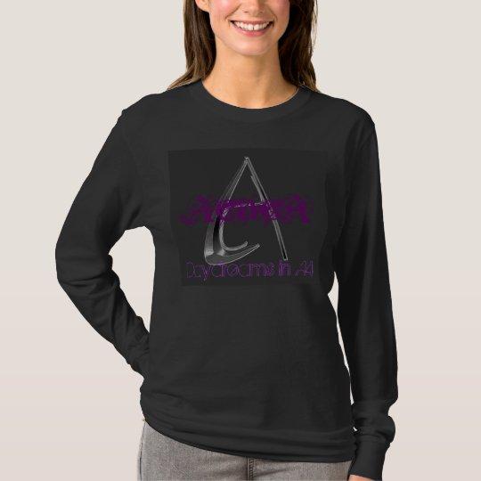 Camiseta A magnífica, ensueños en A4, AeaeA