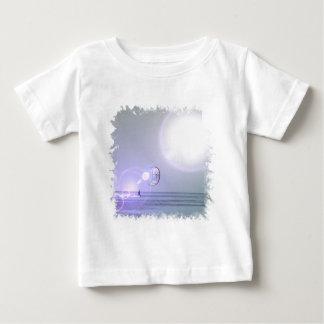 Camiseta a solas del bebé de Kiteboard