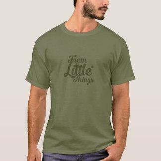 Camiseta a solas que vuela 'de las pequeñas cosas