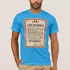 """Camiseta """"A todos los Franceses"""""""