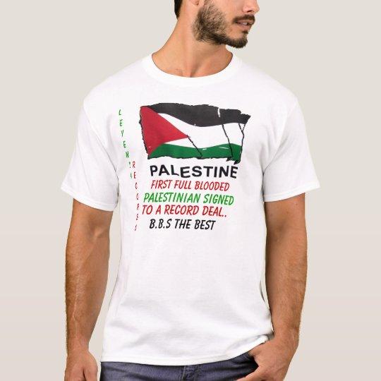 Camiseta aaa, primer Blooded lleno, palestino firmado,…