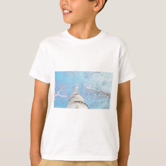 Camiseta abedul