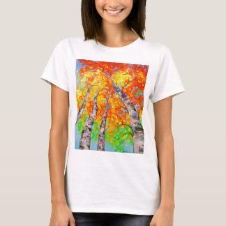 Camiseta Abedul divino