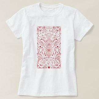 Camiseta abeja de God Save the Queen