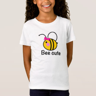 Camiseta Abeja linda