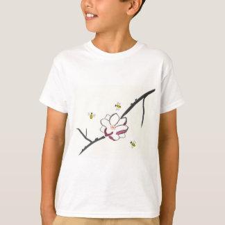 Camiseta Abejas de la magnolia y de la miel