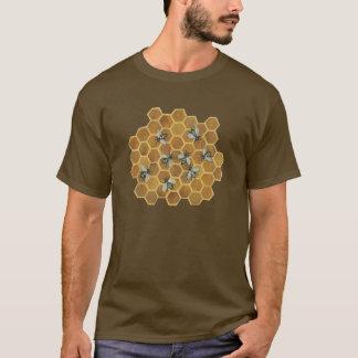 Camiseta abejas de la miel