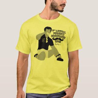 Camiseta abierta Phoenix del bigote anual de DYSTG