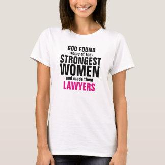 Camiseta Abogados fuertes