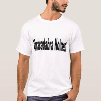 Camiseta ¡Abracadabra Holmes!