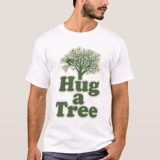Camiseta Abrace un árbol para el Día de la Tierra
