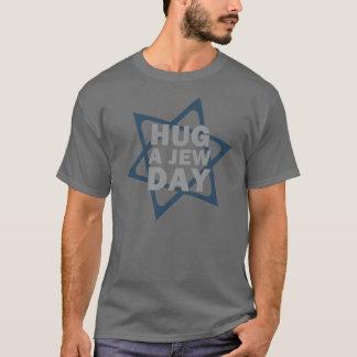 Camiseta Abrace un día del judío
