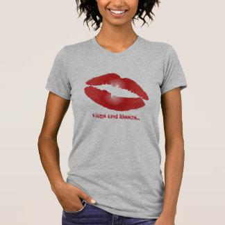 Camiseta Abrazos y besos T