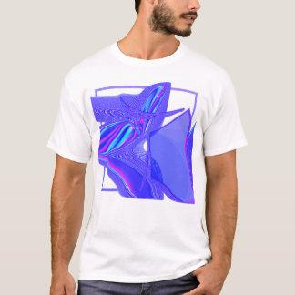 Camiseta abstracta del arte moderno