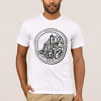 Camiseta Acadia 2012 Maine