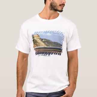 Camiseta Acantilados a lo largo de la costa jurásica