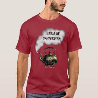 Camiseta accionada vapor