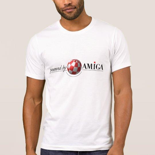 Camiseta Accionado por Amiga