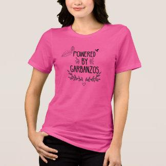 Camiseta Accionado por los garbanzos
