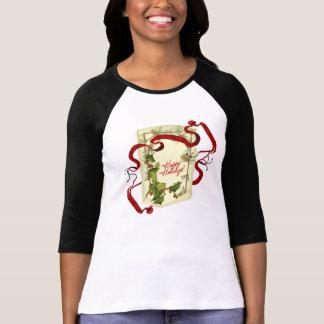 Camiseta Acebo-días felices