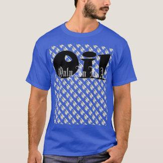 Camiseta Aceite: Solamente en L.A. cerca haga U