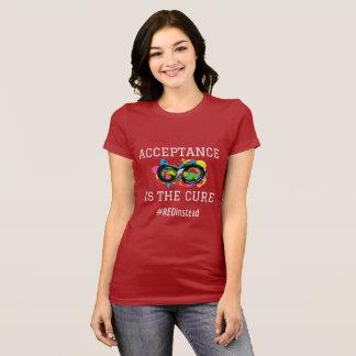 Camiseta Aceptación del autismo