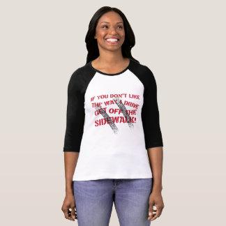 """Camiseta """"Acera """""""