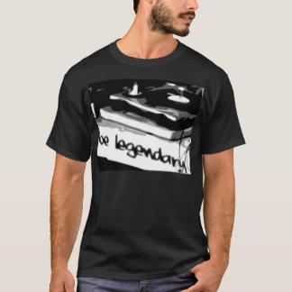 Camiseta Acero legendario