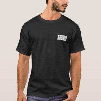 Camiseta Acordes de la guitarra del PAPÁ