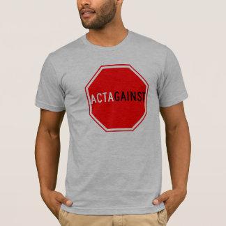 Camiseta ACTAgainst