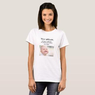 Camiseta Actitud