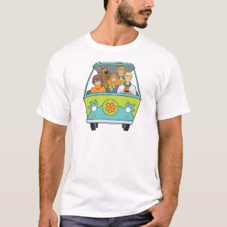 Camiseta Actitud 71 de Scooby Doo