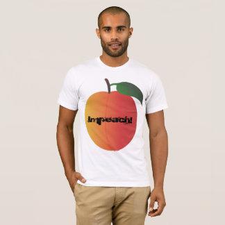 Camiseta ¡Acuse el melocotón!