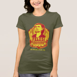 Camiseta adaptable de la parodia de Nancy Pelosi