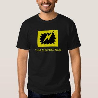 Camiseta adaptable de los individuos de voltio
