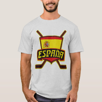 Camiseta adaptable de Sobre Hielo España del