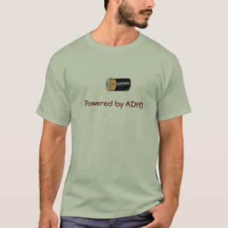 Camiseta ADHD accionado cerca
